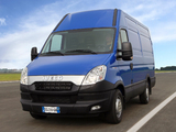 Iveco Daily Van 2011–14 wallpapers