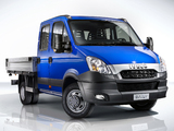 Iveco Daily Crew Cab 2011 wallpapers
