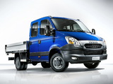 Iveco Daily Crew Cab 2011–14 wallpapers