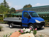 Iveco Daily Chassis Cab 2011–14 wallpapers