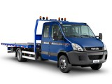 Iveco Daily Crew Cab Chassis BR-spec 2012 images