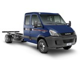 Iveco Daily Crew Cab Chassis BR-spec 2012 photos
