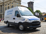 Iveco Daily Electric 2012–14 wallpapers