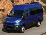 Iveco Daily Minibus 2014 images