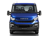 Iveco Daily 35 Chassis Cab 2014 photos