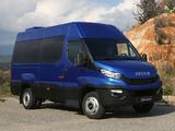 Iveco Daily Minibus 2014 photos