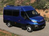 Iveco Daily Minibus 2014 pictures