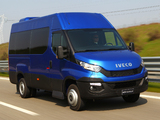 Iveco Daily Minibus 2014 wallpapers