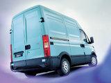 Photos of Iveco Daily Van 1999–2004