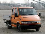 Photos of Iveco Daily Crew Cab 2004–06