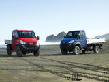 Photos of Iveco Daily 4x4 Crew Cab & Chassis Cab 2007-09