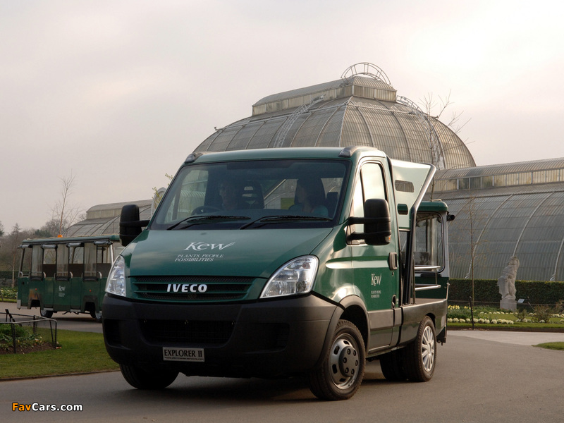 Photos of Iveco Daily Explorer II by Electromec 2009 (800 x 600)