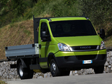 Photos of Iveco EcoDaily Chassis Cab 2009–11