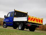 Photos of Iveco Daily Crew Cab UK-spec 2011–14