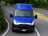 Photos of Iveco Daily Van Natural Power 2011–14