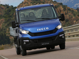 Photos of Iveco Daily 35 Chassis Cab 2014