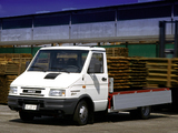 Pictures of Iveco TurboDaily Chassis Cab 1996–99