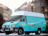Pictures of Iveco TurboDaily Van 1996–99