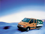 Pictures of Iveco Daily Crew Cab 1999–2004