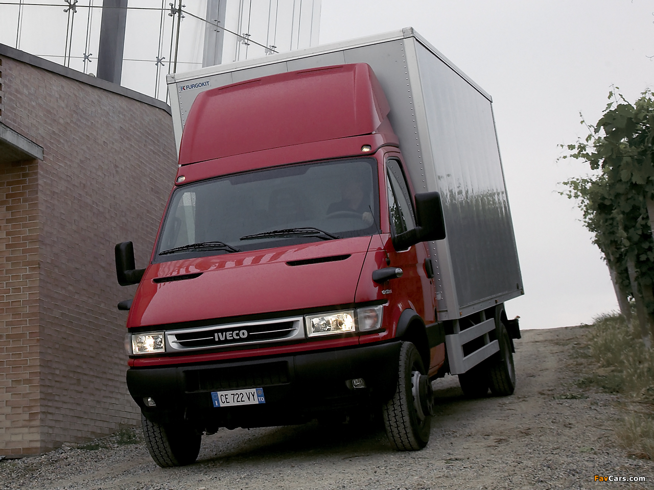 Pictures of Iveco Daily Chassis Cab 2004–06 (1280 x 960)