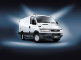 Pictures of Iveco Daily Van 2004–06