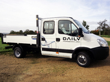 Pictures of Iveco Daily Crew Cab UK-spec 2006–09