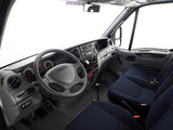 Pictures of Iveco Daily 4x4 Chassis Cab 2007–09