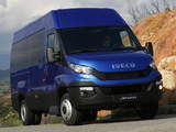 Pictures of Iveco Daily Minibus 2014