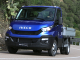 Pictures of Iveco Daily 35 Chassis Cab 2014