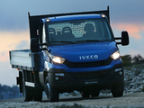 Pictures of Iveco Daily 70 Chassis Cab 2014
