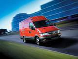 Iveco Daily Van 1999–2006 wallpapers