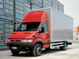 Iveco Daily Chassis Cab 2004–06 wallpapers