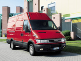 Iveco Daily Van 2004–06 wallpapers