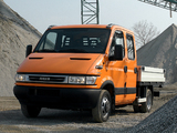 Iveco Daily Crew Cab 2004–06 wallpapers