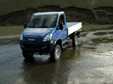 Iveco Daily 4x4 Chassis Cab 2007–09 wallpapers