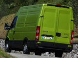 Iveco EcoDaily Van 2009–11 wallpapers