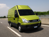 Wallpapers of Iveco EcoDaily Van 2009–11
