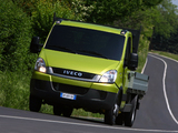 Iveco EcoDaily Chassis Cab 2009–11 wallpapers