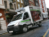 Wallpapers of Iveco EcoDaily Chassis Cab UK-spec 2009–11