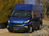 Iveco Daily Van 2014 wallpapers