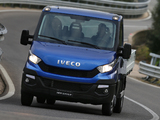 Iveco Daily 35 Chassis Cab 2014 wallpapers