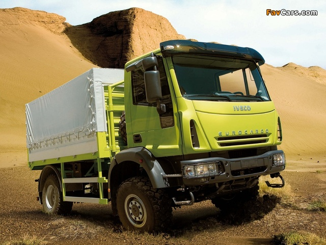 Images of Iveco EuroCargo 4x4 2004–08 (640 x 480)