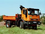 Iveco EuroCargo 4x4 1992–2002 photos