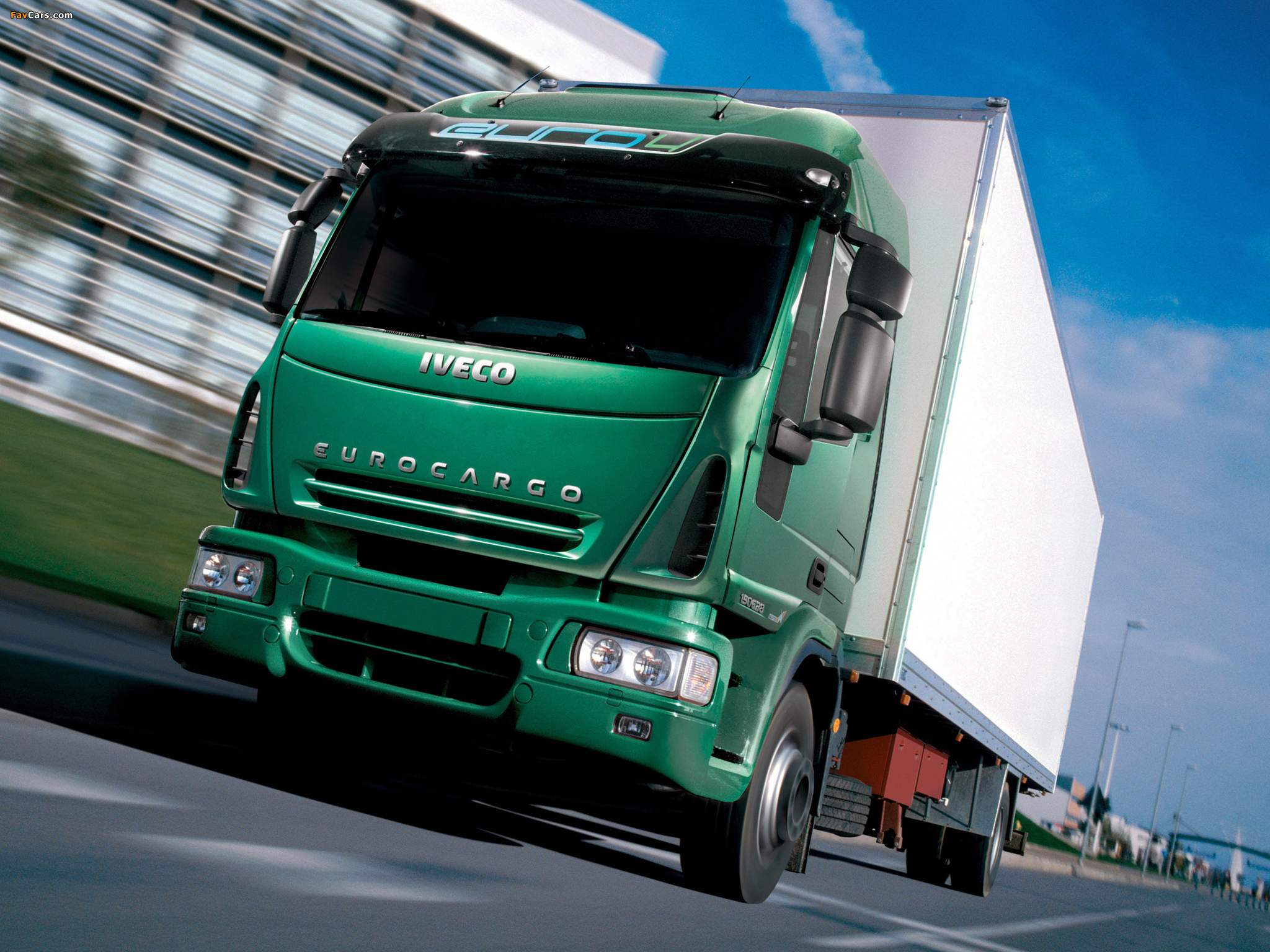 Iveco EuroCargo 2003–08 pictures (2048 x 1536)