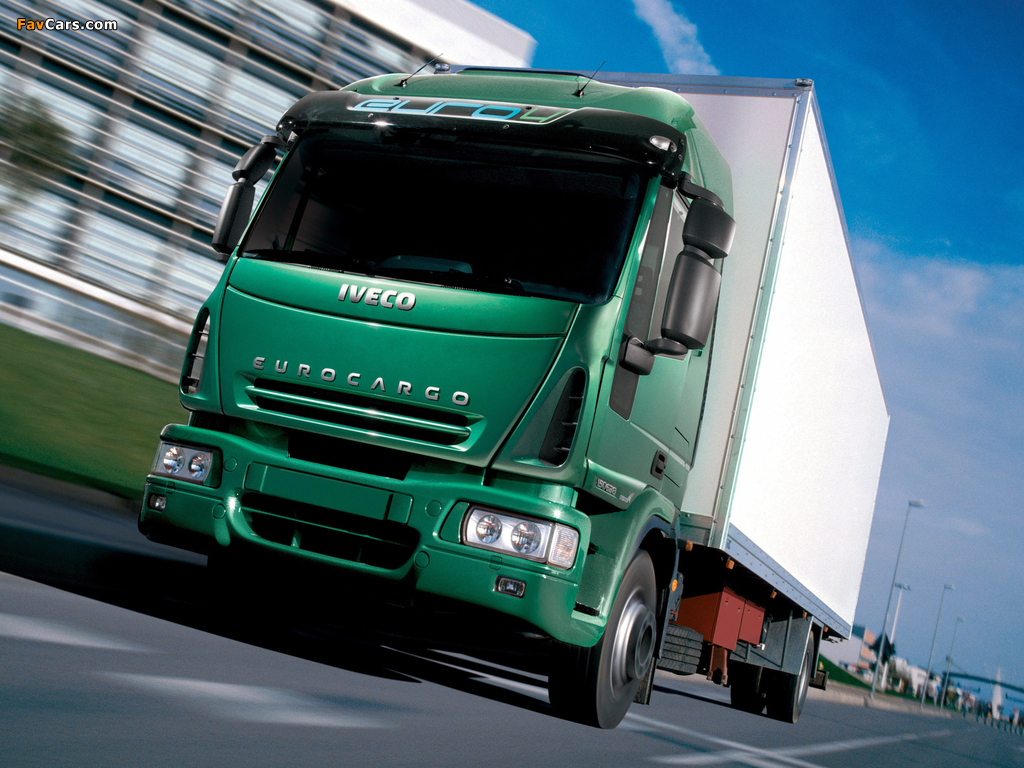 Iveco EuroCargo 2003–08 pictures (1024 x 768)