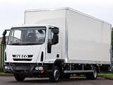 Iveco EuroCargo 75E UK-spec (ML) 2008 images