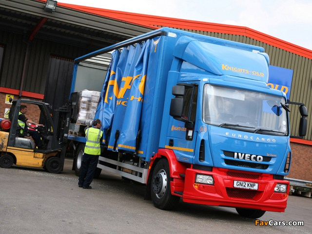 Iveco EuroCargo 180E25 UK-spec (ML) 2008 photos (640 x 480)