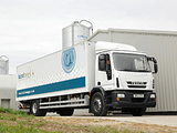 Iveco EuroCargo 180E25 UK-spec (ML) 2008 wallpapers