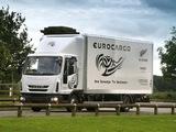Iveco EuroCargo 75E UK-spec (ML) 2008 wallpapers