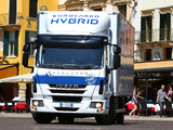 Photos of Iveco EuroCargo Hybrid (ML) 2008